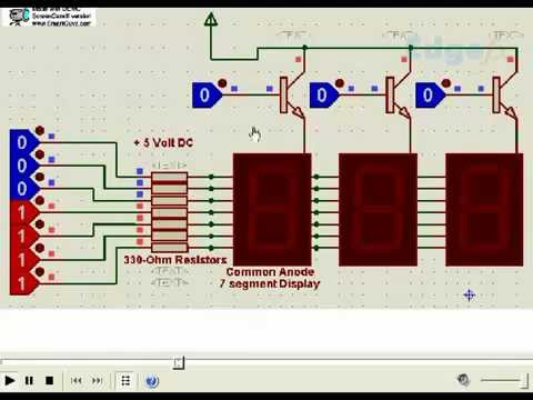 display_circuit - schematic