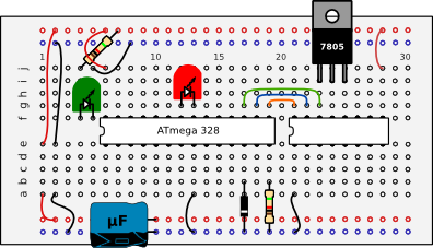 breadboard wiring diagram - Wiring Diagrams And Schematics