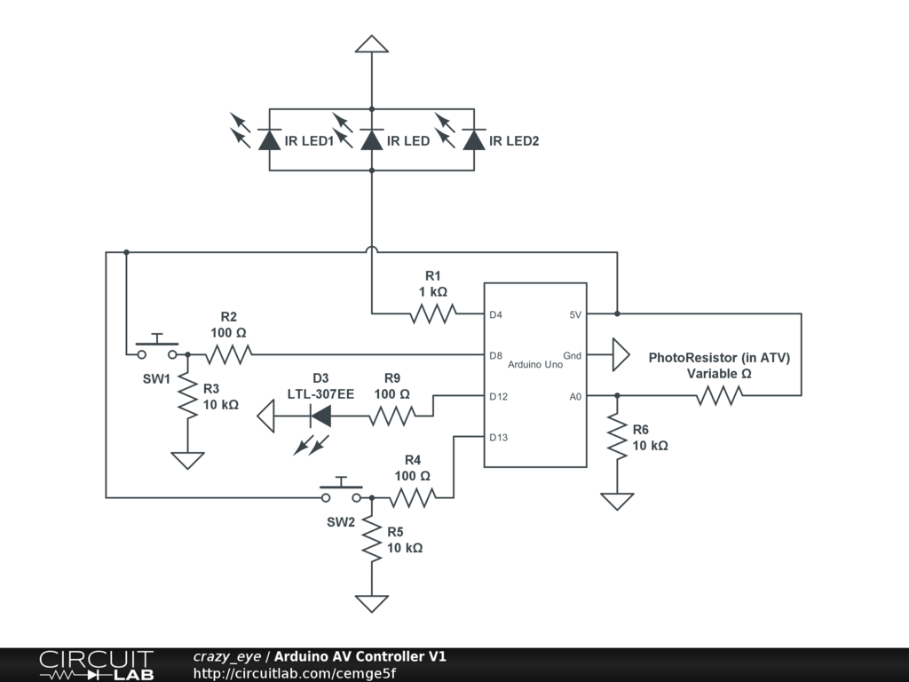 Popular Circuits Page 162 741 Op Pin Diagram Further Experiment 15 Real Time Clock Ic Ds1307 Arduino Event Driven Universal Av Remote