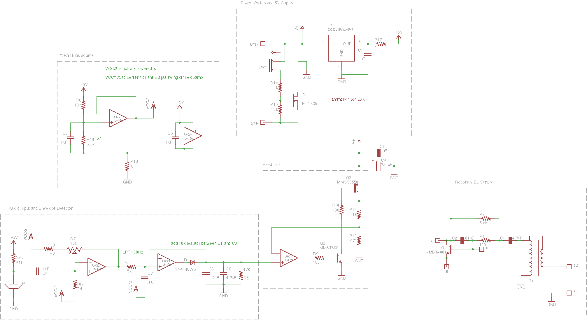 Light Dimmer Circuit Page 2 Laser Led Circuits Dimmers For Pwm 555 Sound Reactive El Panel