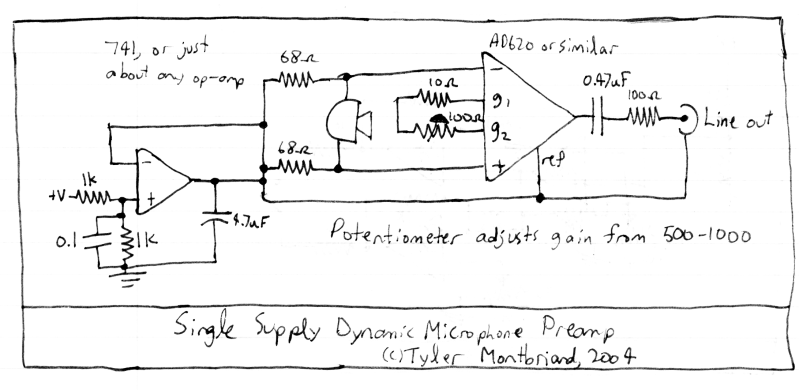 microphone circuit Page 3 : Audio Circuits :: Next gr