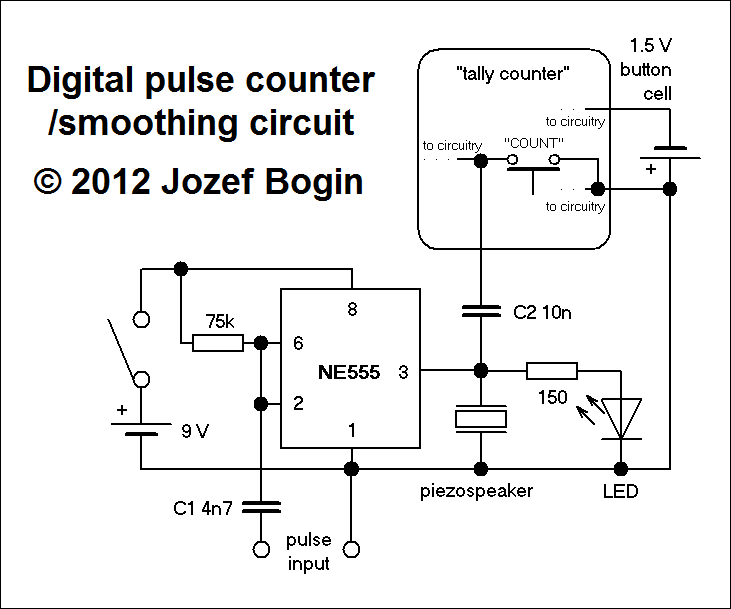 counter circuit page 7   meter counter circuits    next gr