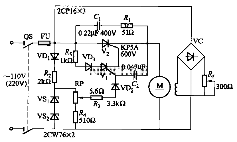 power control circuit   automation circuits    next gr