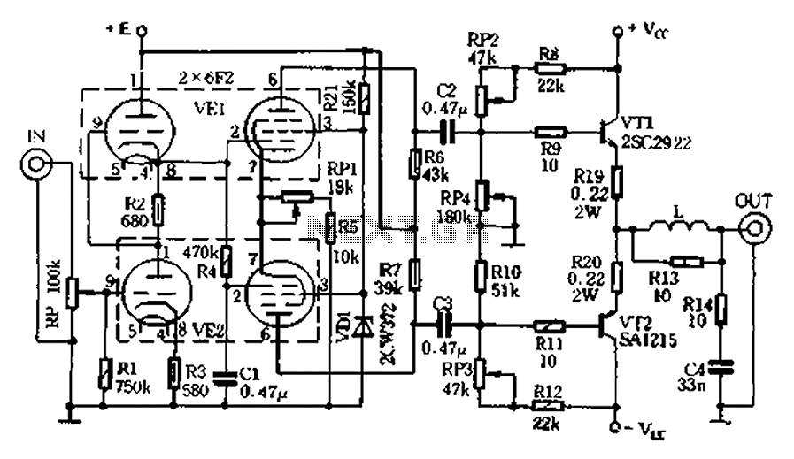 30W    Hybrid       amplifier    01   Other    Circuits     Nextgr