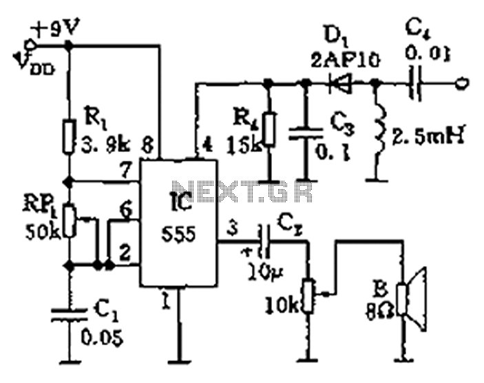 audio oscillator page 2   audio circuits    next gr