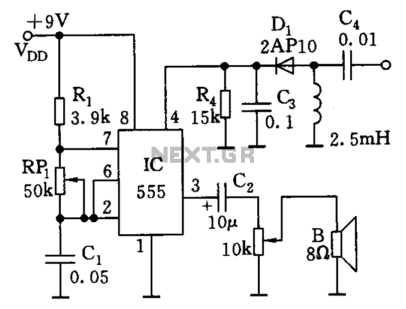 vhf circuit page 3   rf circuits    next gr
