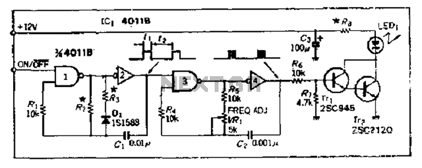 Nand gate using diode circuit 28 images diode coupled for Circuit nand