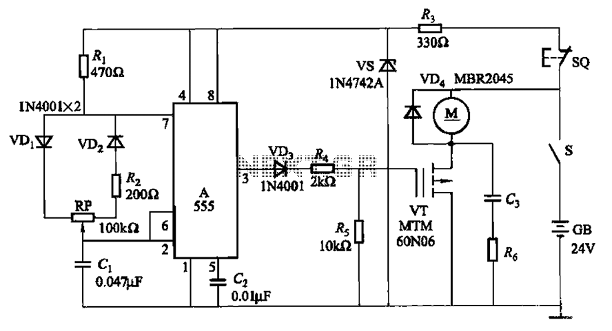 12 Lead 2 Sd Motor Wiring Diagram on 2 sd fan motor wiring diagram schematic