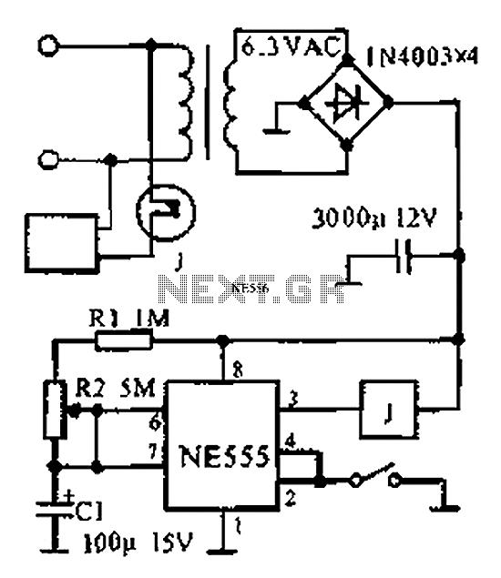 xenon circuit   light laser led circuits    next gr