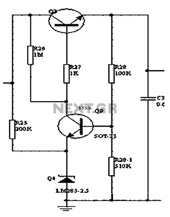 24v to 16v circuit diagram of a buck under other circuits