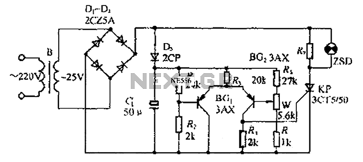 u0026gt  other circuits  u0026gt  aquarium incubator circuit diagram