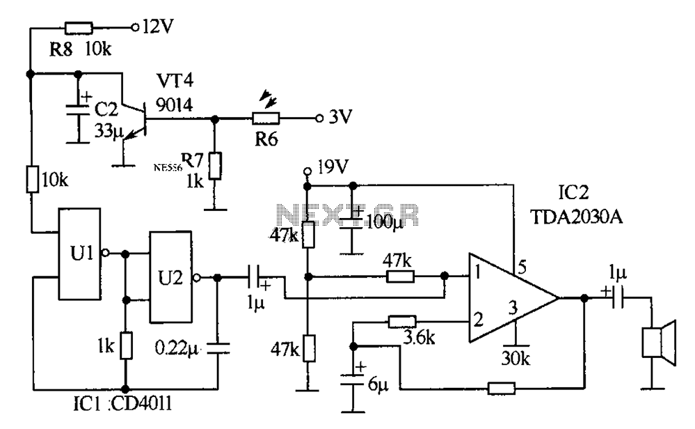 car audio circuit page 2   automotive circuits    next gr