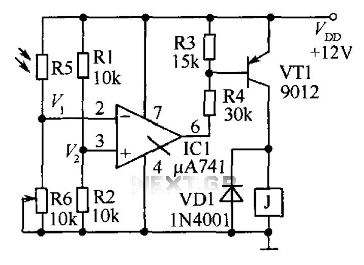 laser led circuit page 10    next gr