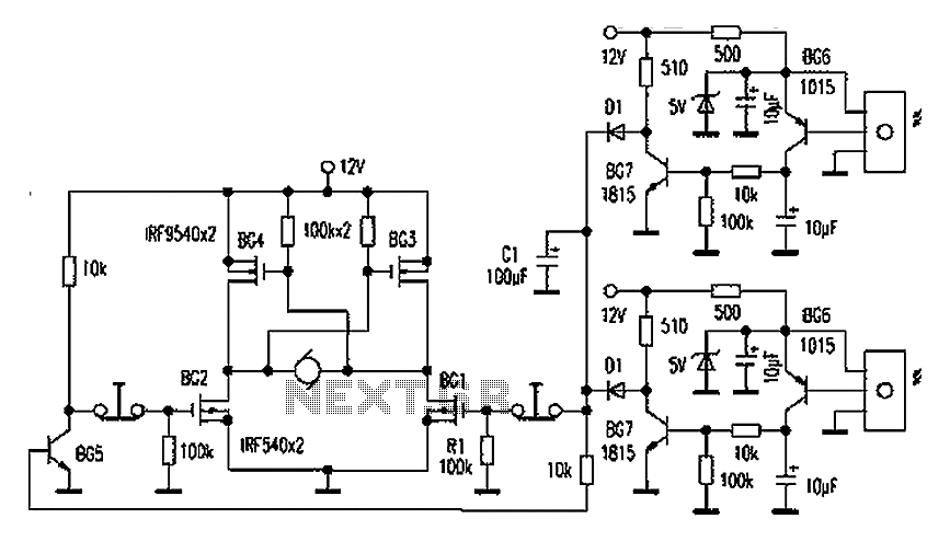 mosfet circuit page 3   other circuits    next gr
