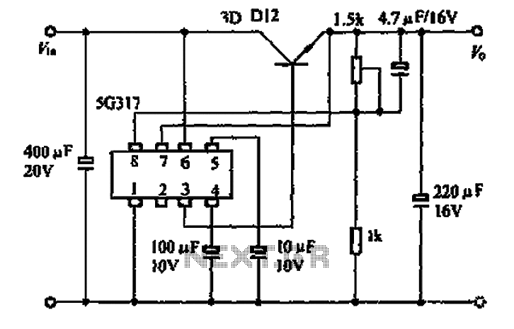 Type Filter Circuit Composed Of Iso122 124 Filtercircuit Basic