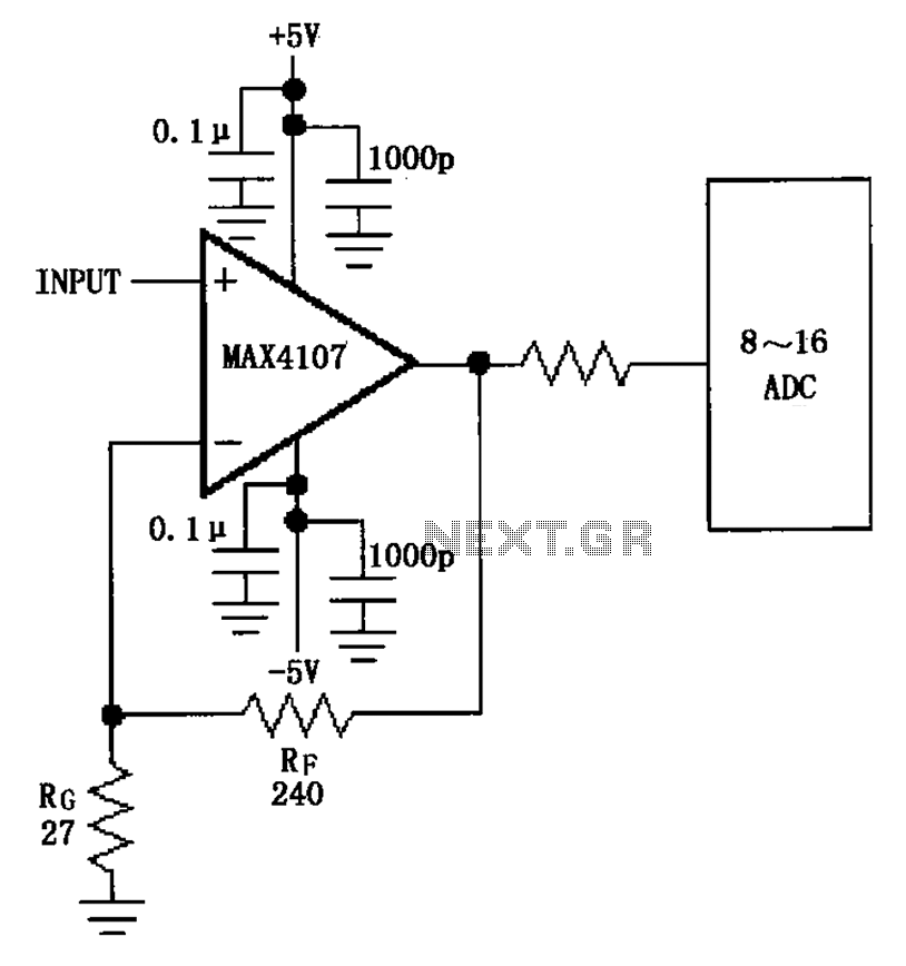stepper motor circuit page 7   automation circuits    next gr