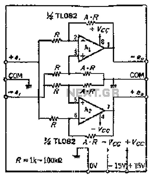 s meter circuit diagram