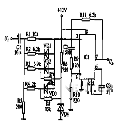 square transform circuit diagram under other circuits