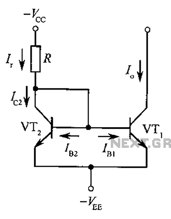 u0026gt  other circuits  u0026gt  the basic circuit diagram of a constant