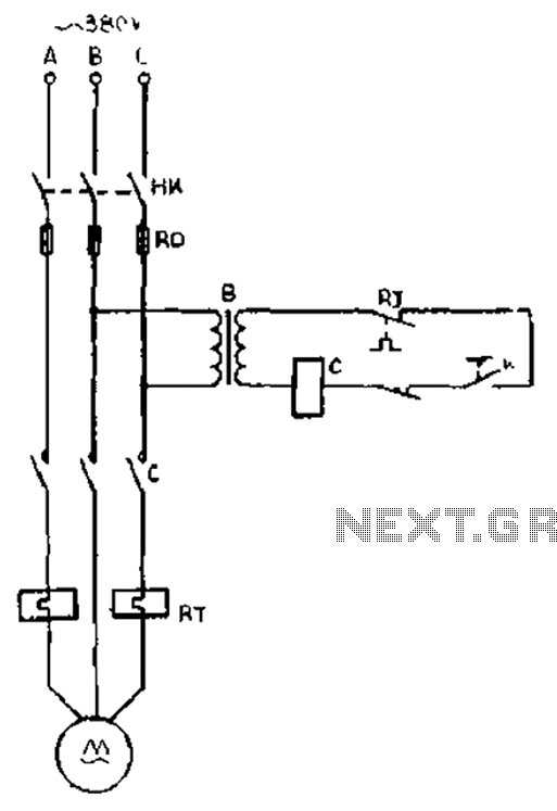 turning gear from idling stop circuit diagram under other circuits