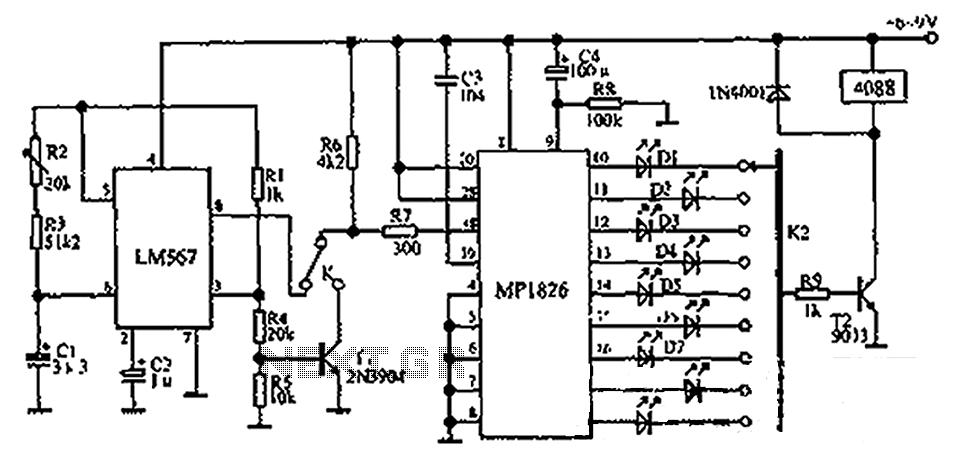 u0026gt  meter counter  u0026gt  timer circuits  u0026gt  lm567 mp1826 precision