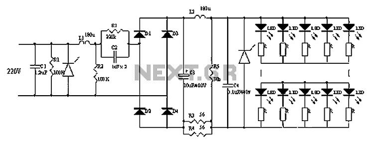 220v bulb diagram 220v led circuit diagrams 25 wiring diagram images