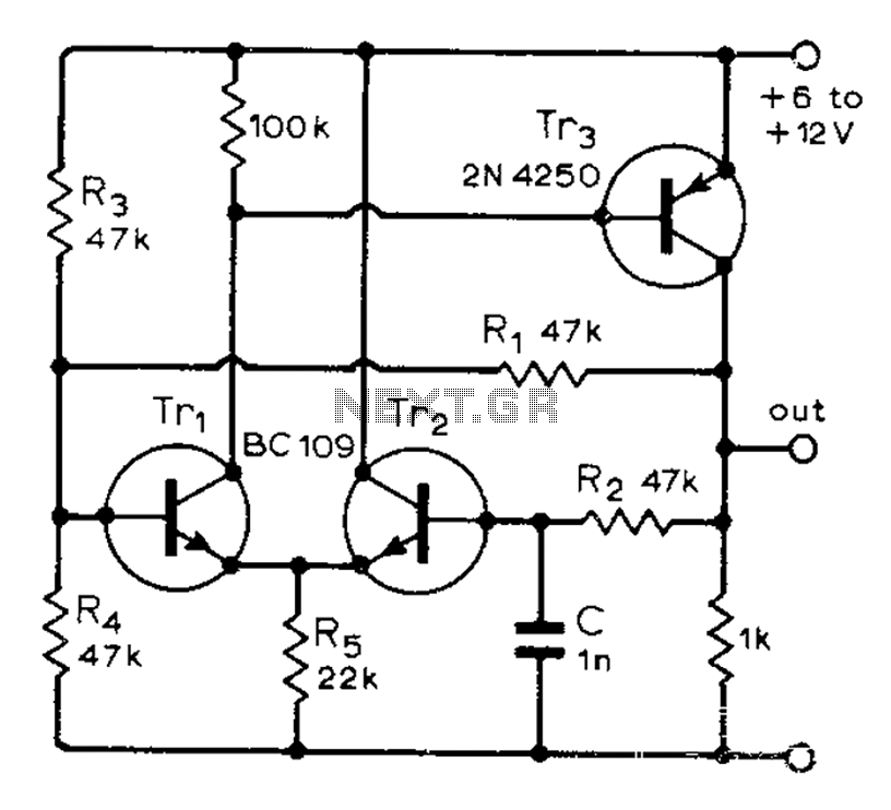 u0026gt  other circuits  u0026gt  2hz unsteady pulse single circuit