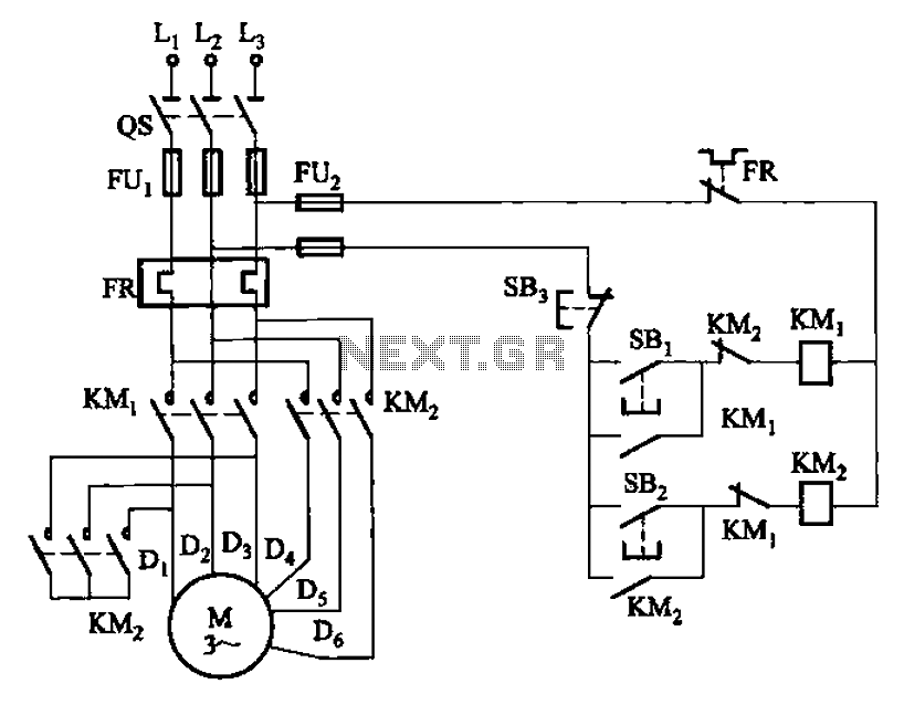 Two Speed Motor Diagram - DIY Wiring Diagrams •