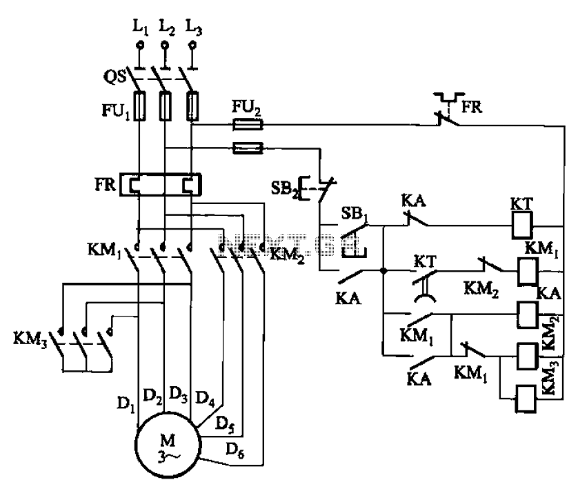 kickstart potential relay wiring diagram compressor start