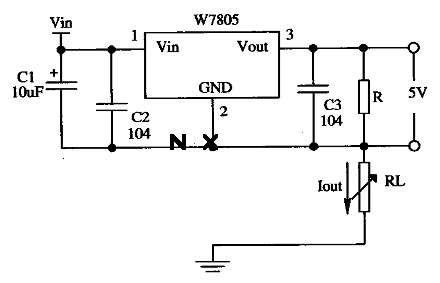 application of the constant current source circuit by the