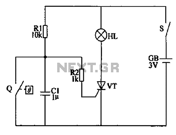 automatic anti-frost crop controller circuit diagram under automation circuits