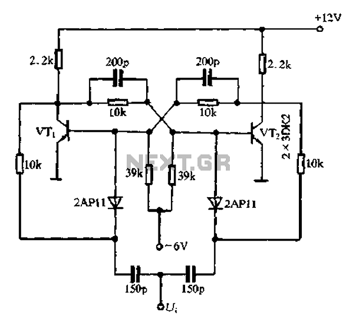 frequency meter circuit page 3   meter counter circuits