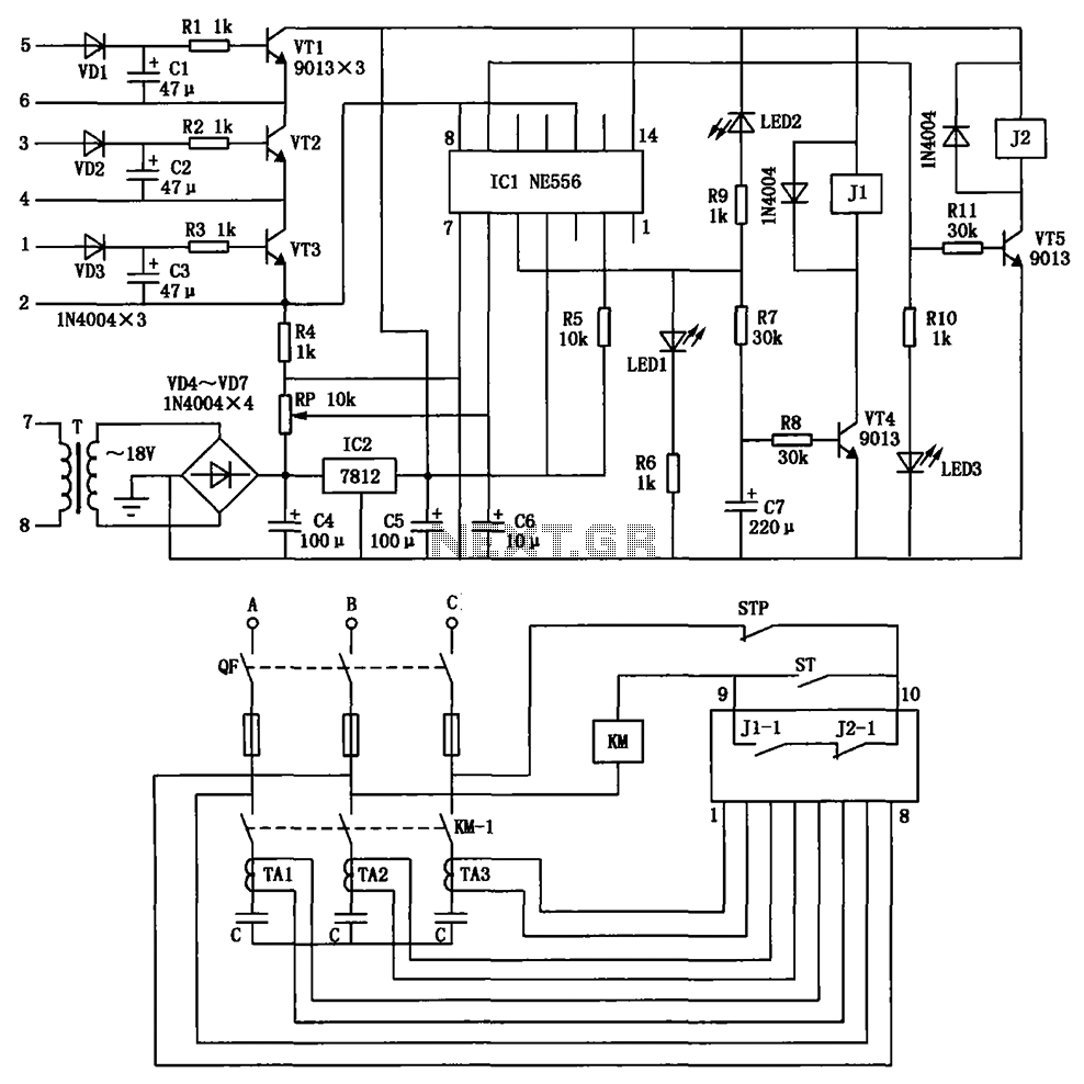 Results Page 99 About 8 Channel Ir Remote Control Searching As All Wireless System Ultrasonic Lampbrightness Controller Capacitance Compensation Circuit Diagram Of A Power Protection