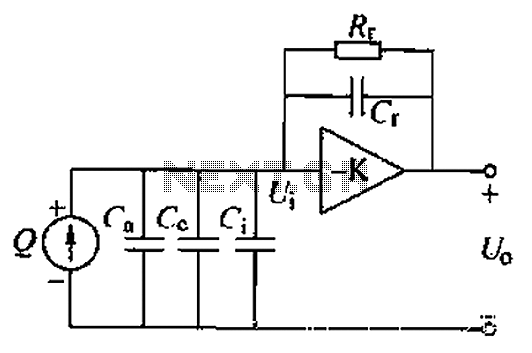 charge amplifier circuit under battery charger circuits