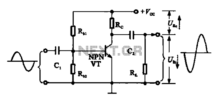 frequency meter circuit page 5   meter counter circuits