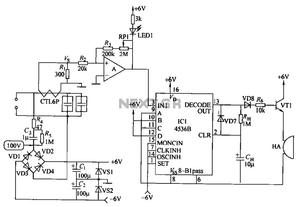 Power Monitoring Circuits : Gt circuits alarm l next gr