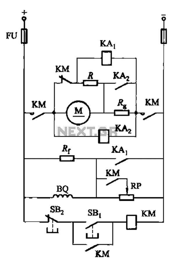 Shunt Wound Dc Motor Wiring Diagram Com