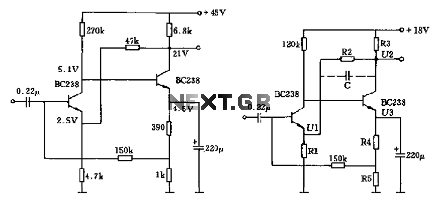General Purpose Amplifier circuit diagram other circuits \u003e general purpose amplifier circuit diagram l59880 general pump wiring diagram at n-0.co