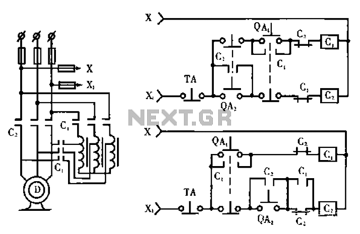 motor control circuit page 6   automation circuits    next gr
