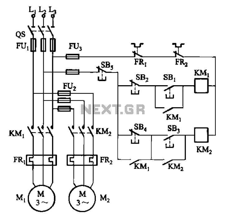 Host stall after stall to auxiliary control circuit - schematic