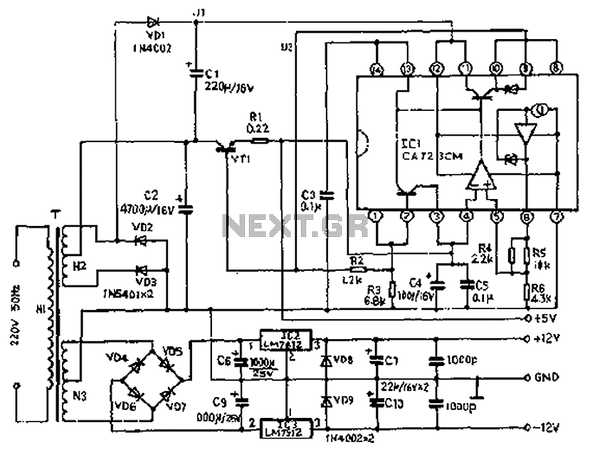 Results Page 91 About Four Way Circuit Searching Circuits At Next Gr