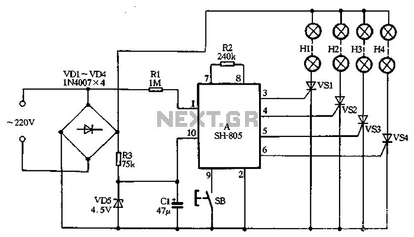 arduino circuit   microcontroller circuits    next gr