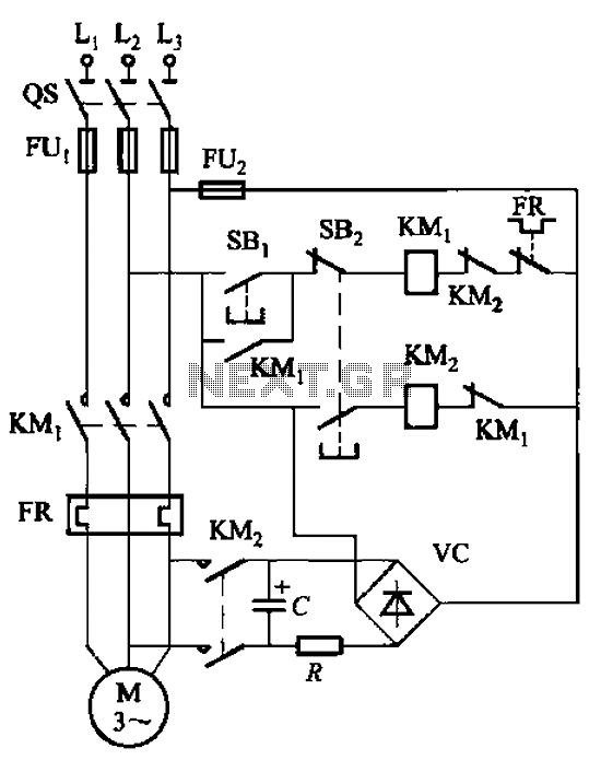 Six Way Operation Of The Dynamic Braking Circuit Under Other