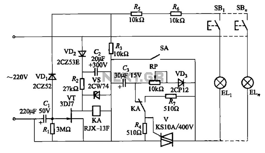u0026gt  light laser led  u0026gt  stairs corridor light controlled