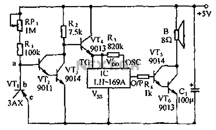 Computer various circuits the pc cpu overheating language the pc cpu overheating language caution circuit diagram schematic ccuart Images