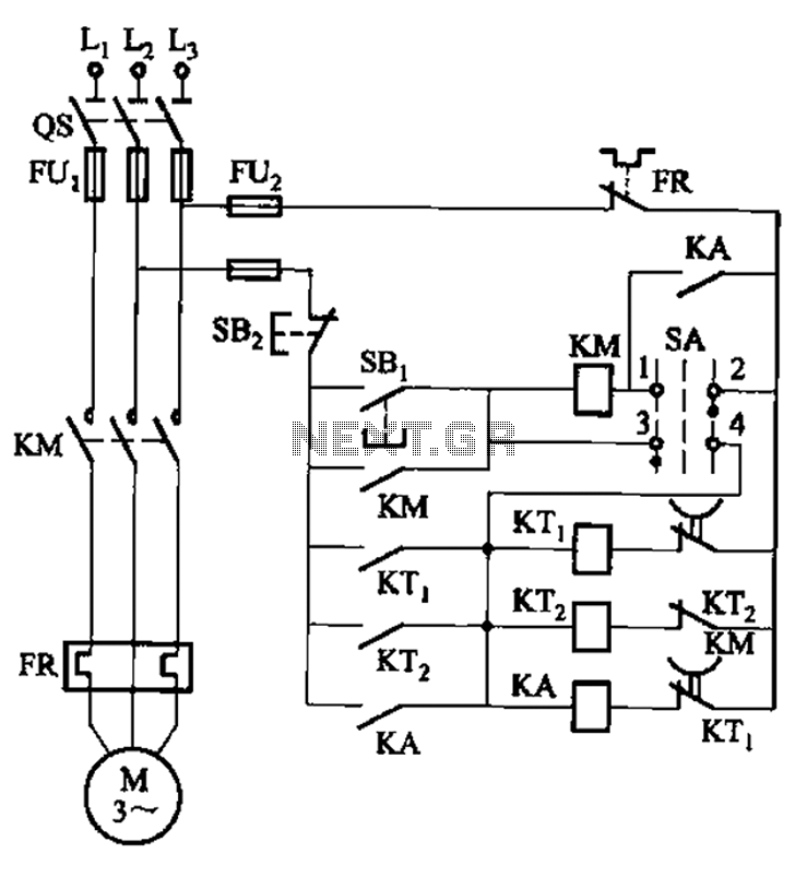 power control circuit page 4   automation circuits    next gr