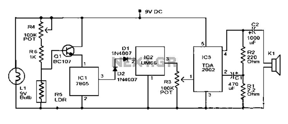 Fire Alarm schematic design - schematic