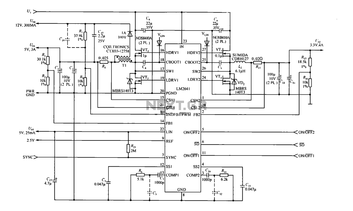 electronic circuit page 2    next gr