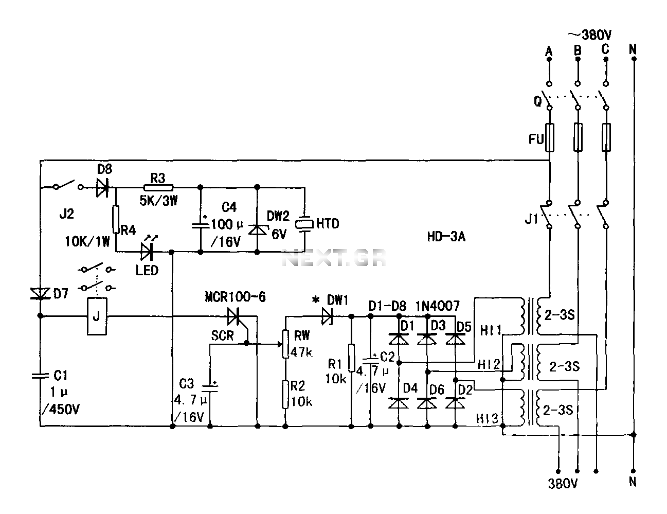 Results Page 2 About Up Down Counter With Cd40110be Searching Lm386 As Multipurpose Radio Circuit Diagram Audiocircuit Hd A 3a Limit Energy Saving Three Phase Power Protection