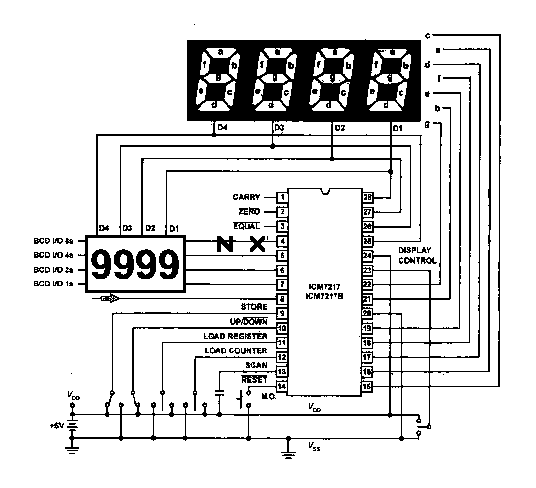 Led Circuit Light Laser Circuits 555timer Alternating Blinking Issue Emitting Diode Displays The Basic Structure Of Driving